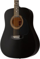 Ventura VWDOBLK Black acoustic dreadnaught (VWDOBLK)