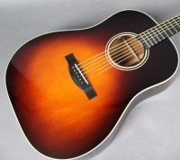 Ventura VWDOTBS Tobacco sunburst acoustic dreadnaught guitar (VWDOTBS)